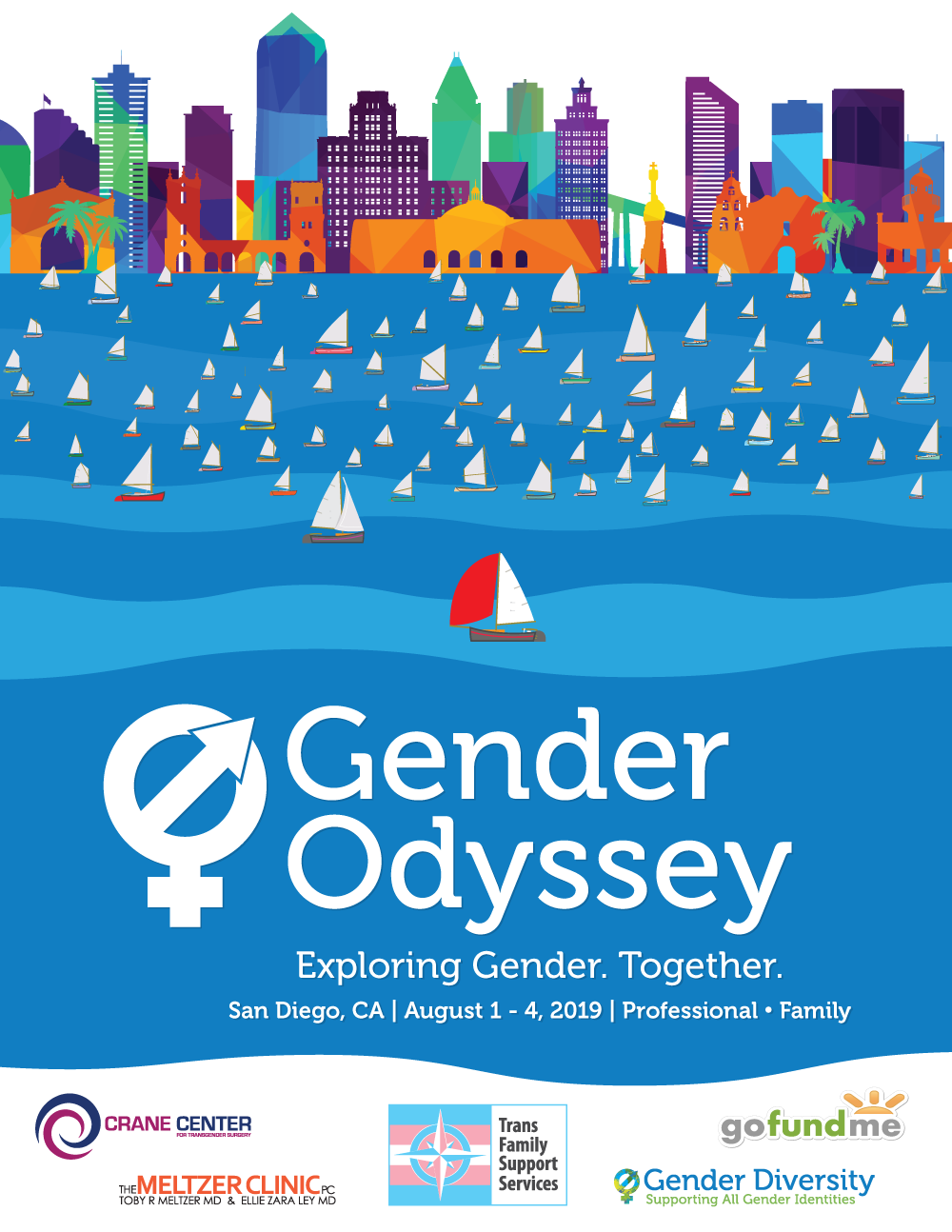 Gender Odyssey Program Book